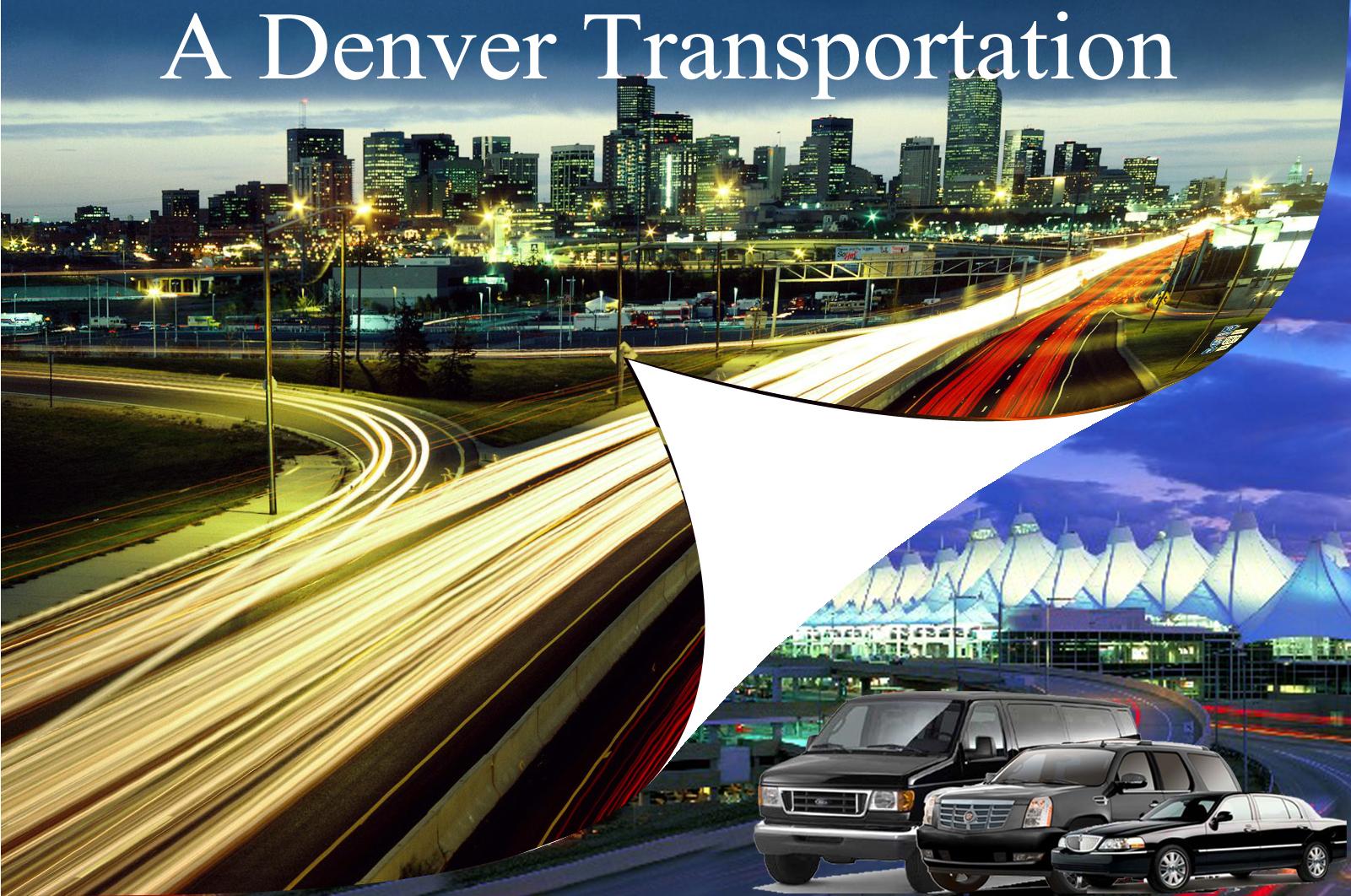 Airport transportation Denver