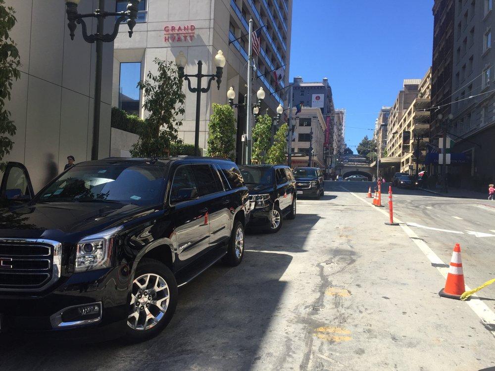 Executive Business Transportation